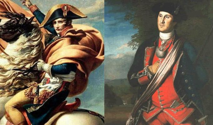 a comparison of napoleon bonaparte and arthur wellesleys careers
