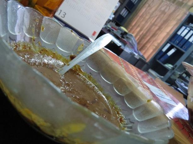 indonesian salad sauce aka saus kacang..